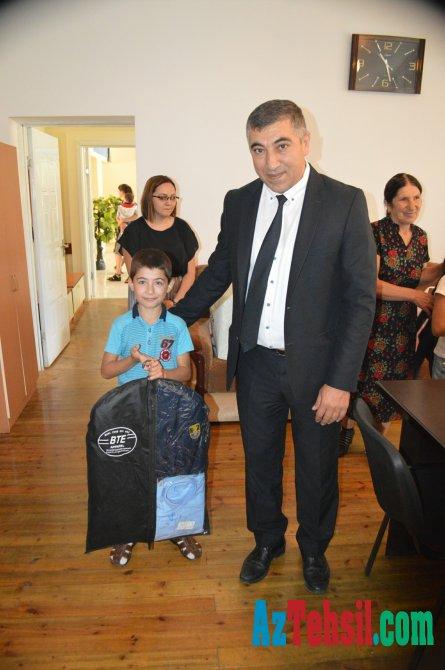 Milli Məclisin deputatı  növbəti xeyriyyə aksiyası keçirib