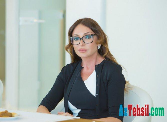 Mehriban Əliyeva şahmatçı Aydın Süleymanlını təbrik edib