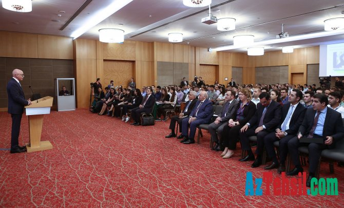 """""""BP Azerbaijan"""" tələbələr üçün mentorluq proqramına başlayıb"""