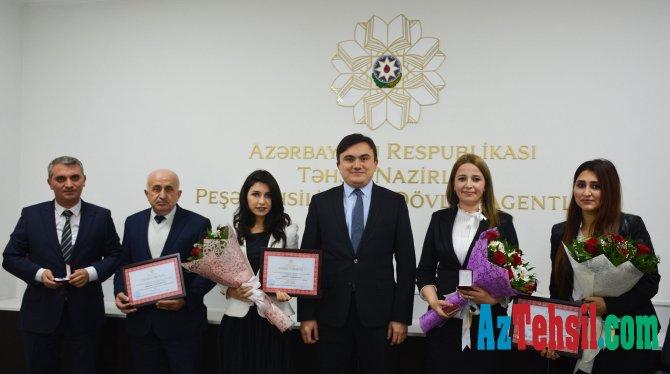Peşə Təhsili üzrə Dövlət Agentliyində Direktorlar Şurasının 2-ci iclası keçirilib