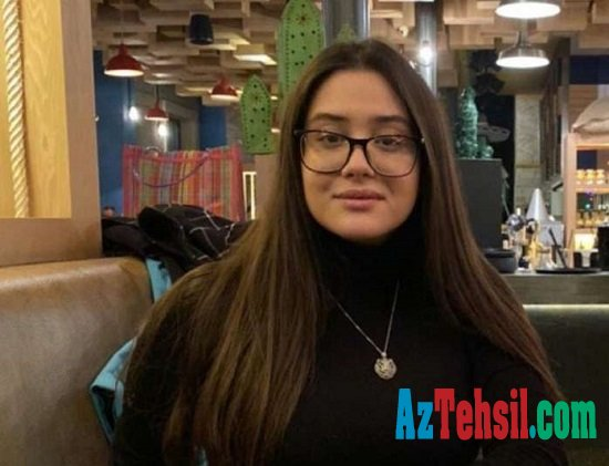 4 yaşında şagird, 14 yaşında tələbə, 18 yaşında magistr olan azərbaycanlı qız deputatlığa namizəd oldu