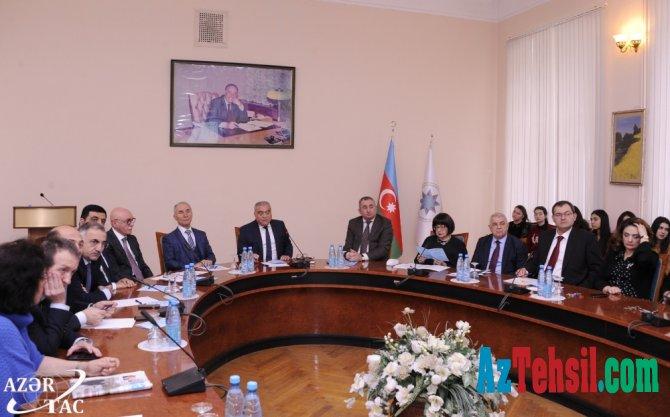UNESCO üzrə Azərbaycan Milli Komissiyasının 25 illiyi ilə əlaqədar