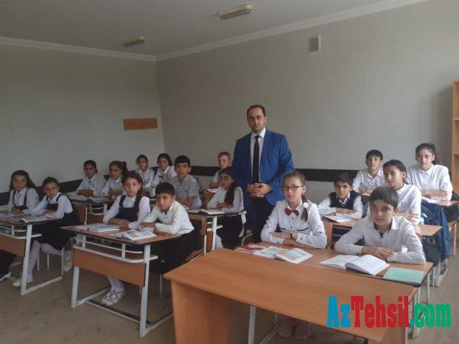 Müəllimlərimizi tanıyaq – Hüseynov Tural Valeh oğlu