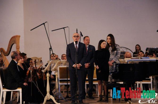 Filarmoniyada növbəti xeyriyyə konserti