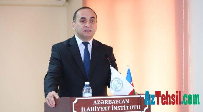 Aİİ-də Beynəlxalq Ərəb Dili Gününə həsr olunmuş seminar keçirilib