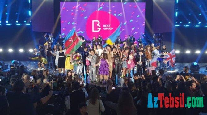 Bakı məktəbliləri beynəlxalq festivalda