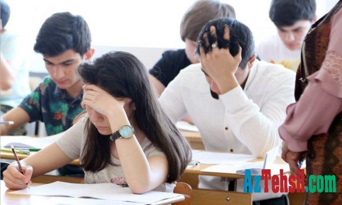 Buraxılış imtahanlarının şəhər və rayonlar üzrə təqvim planı açıqlanıb