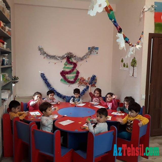 6 Mart- İlk Uşaq Bağçası Günü