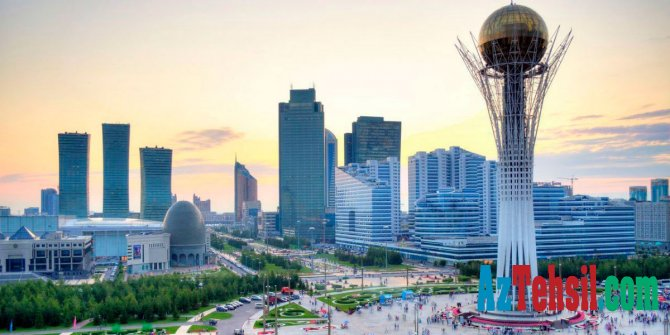 Qazaxıstanda 2020-2021-ci tədris ili üzrə təqaüd proqramı