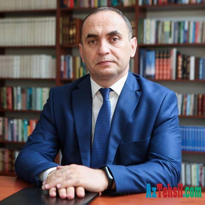Aİİ-nin rektoru vəzifəsindən azad edildi