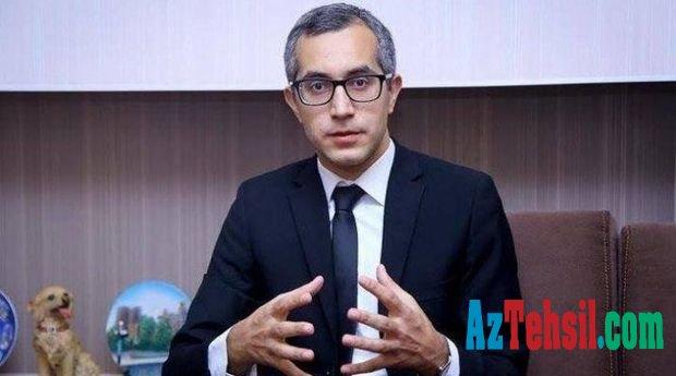 """Kamran Əsədov: """"Mayın 4-də tədris prosesi birdəfəlik açılmayacaq"""" - VİDEO"""