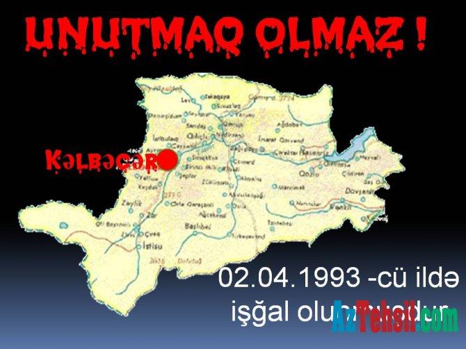 27 il Kəlbəcərsiz