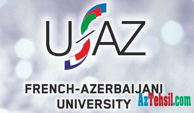 Azərbaycan-Fransız Universitetində dərslərin distant şəkildə tədrisi davam etdirilir