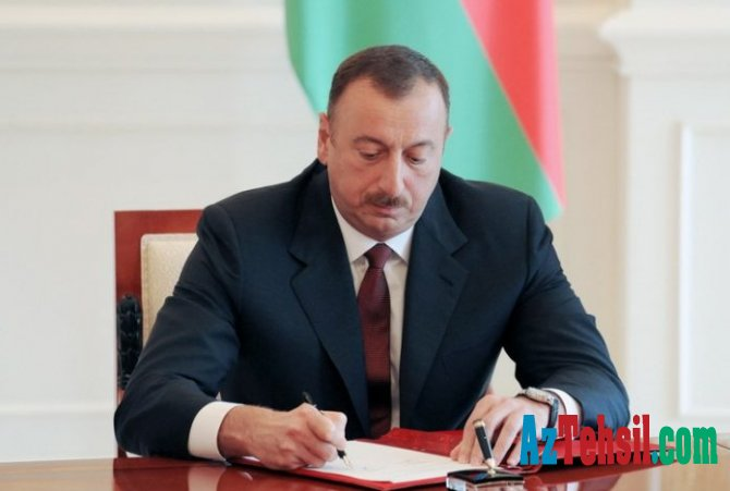 İlham Əliyev AMEA-nın nizamnaməsində dəyişiklik etdi
