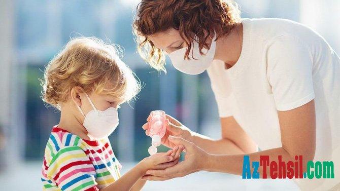 Azərbaycanda koronavirusa yoluxanların 66-sı 9 yaşa qədər uşaqlardır