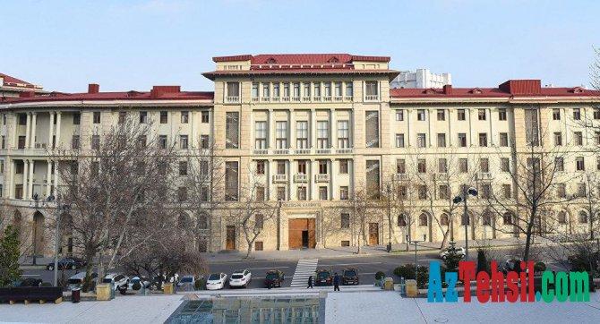 Orta ixtisas təhsili üzrə ixtisasların təsnifatı müəyyənləşdi - QƏRAR