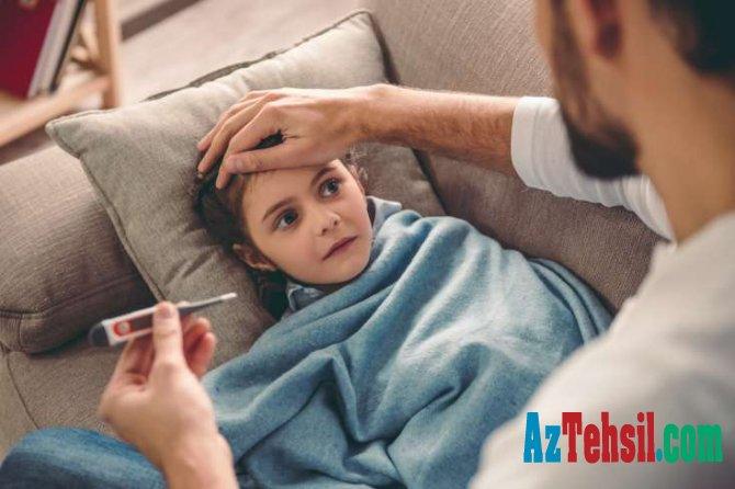 """Pediatr: """"Bu hallarda uşaqların böyüklərlə ünsiyyətinə icazə verməyin"""" - AÇIQLAMA"""