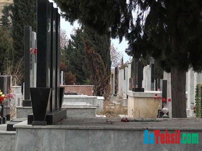 9 yaşlı uşaq qəbir daşının altında qalıb öldü