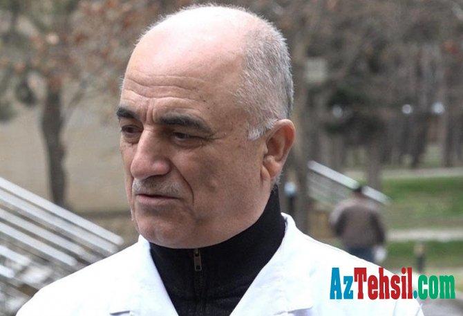 """Baş infeksionist: """"Karantin rejimi bitəndən sonra Azərbaycanda maska taxmaq məcburi olmalıdır!"""""""