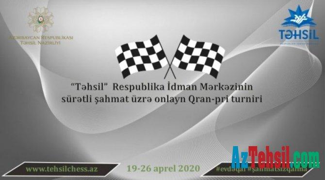 Şahmatçılar arasında onlayn Qran-Pri turnirinin final oyunları  keçiriləcək.
