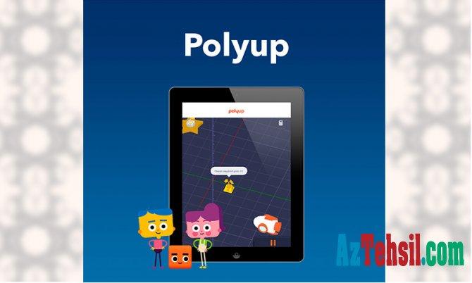 """""""Polyup"""" platforması """"Virtual məktəb"""" portalına inteqrasiya olunub"""