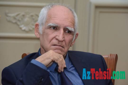 """Nadir Israfilov:""""Təhsildə varisliyin və fasiləsizliyin təmin edilməsinin…"""""""