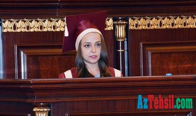 Gənc mütəxəssis Belçika Krallığının Gent Universitetinin doktoranturasına qəbul olub