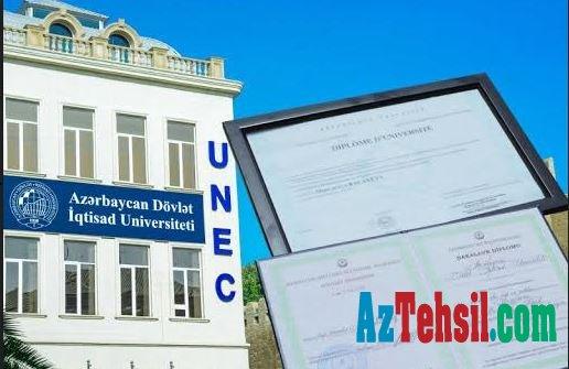 UNEC-in 9-cu ikili diplom proqramı