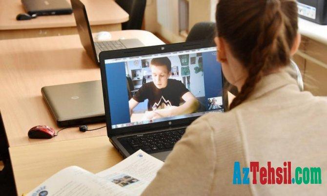 Virtual Məktəblə dərsdən qalma