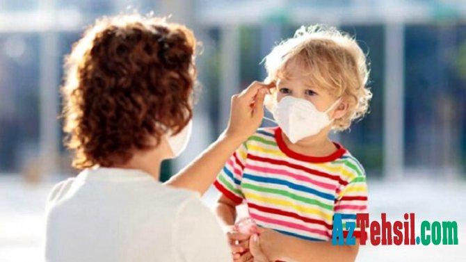 Koronavirusun yeni forması uşaqların həyatı üçün təhlükə törədir