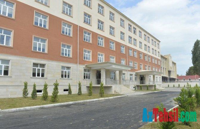 Lənkəran Dövlət Universitetinin qəbul planı AÇIQLANDI