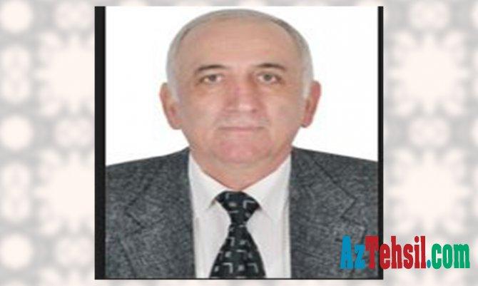 Coğrafiya İnstitutu aliminin məqaləsi beynəlxalq jurnalda