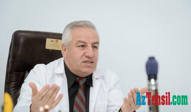"""Azərbaycanlı alimdən açıqlama: """"Koronavirus 30 dərəcədə məhv olmayacaq"""""""
