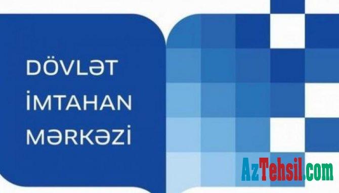 Qəbul imtahanları üçün DİM-ə 8 milyon vəsait ayrılıb