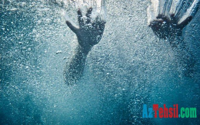 10 yaşlı qız kanalda boğuldu