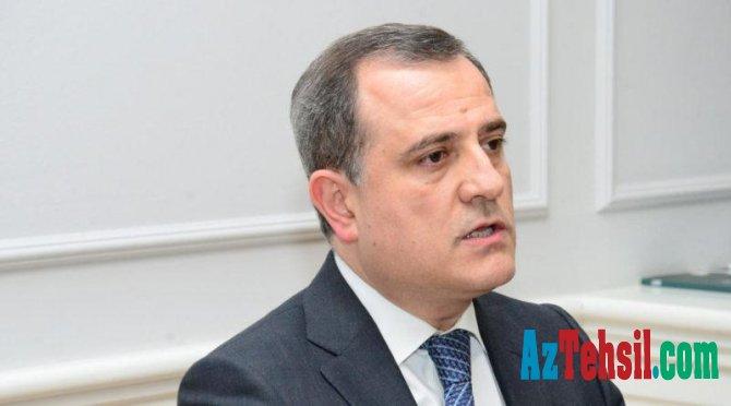 Ceyhun Bayramov: Təqaüd alan bütün tələbələr bu vəsaiti əldə edə biləcəklər