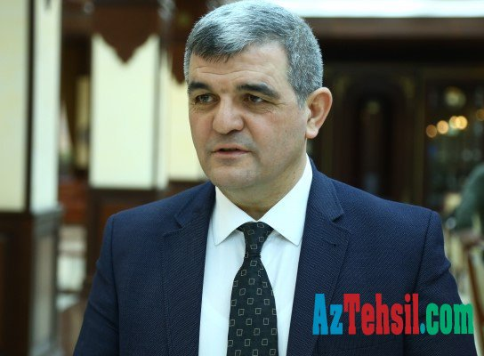 """Fazil Mustafa: """" Təhsil sağlamlığı və mədəniyyəti bərqərar edir """""""