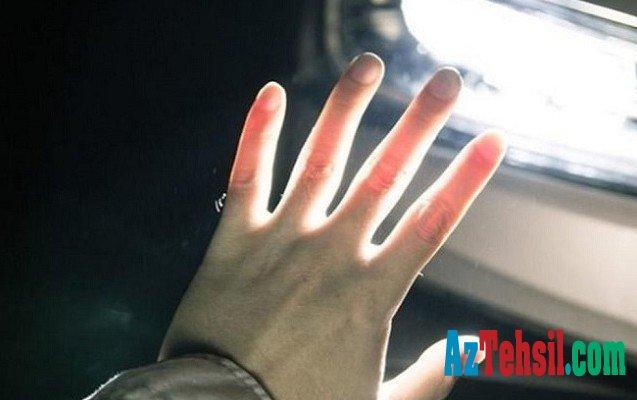 Qazaxda 10 yaşlı qızı avtomobil vurdu