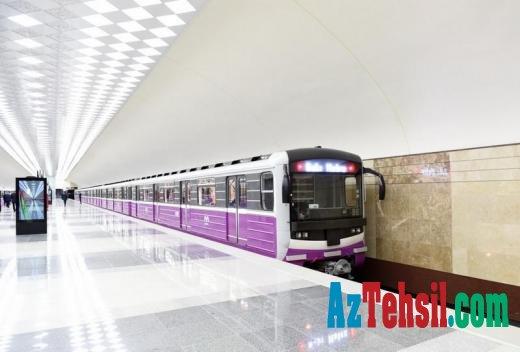 Bu tarixdə metro işləməyəcək - RƏSMİ