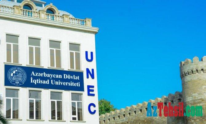 UNEC-də 5 ixtisas qrupu üzrə tələbə qəbulu