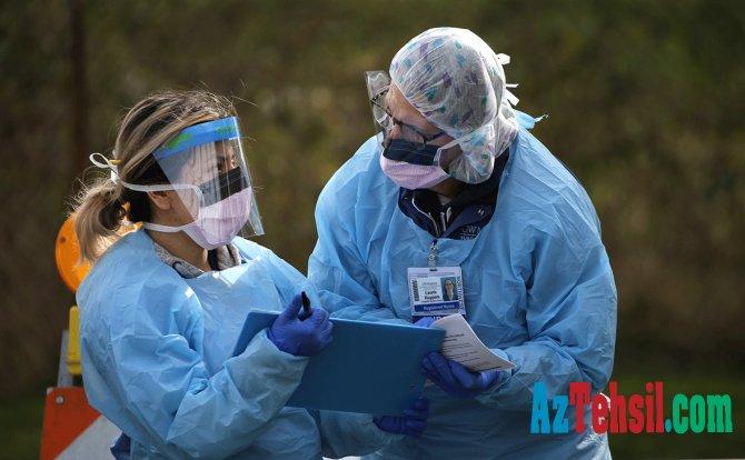 Azərbaycanda koronavirus ANTİREKORDU - 379 yeni yoluxma, 2 ölüm