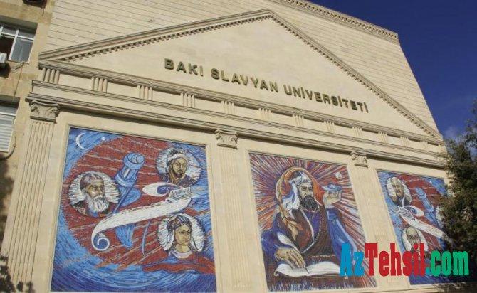 Bakı Slavyan Universitetində yaz semestrinin imtahan sessiyası
