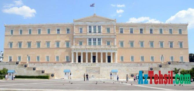 Yunanıstanda 2020-2021-ci tədris ili üzrə təqaüd proqramı