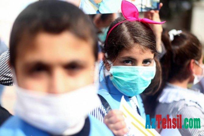 Uşaqlarda koronavirusun əsas simptomları açıqlandı