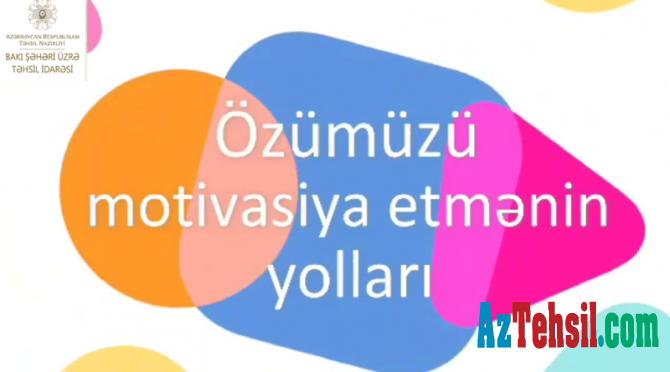 """""""Məktəb psixoloqundan tövsiyələr"""": XXXIV videoçarx"""