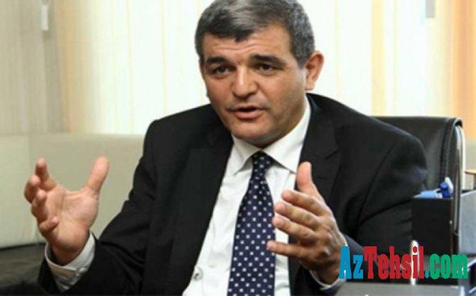 Fazil Mustafadan maraqlı açıqlamalar: Təhsil siyasətini dəyişib, təhsili ideologiyadan azad etmək lazımdır.