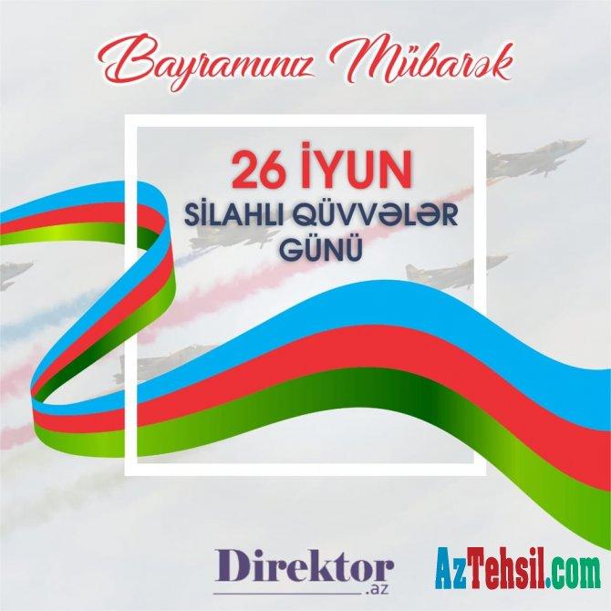 Azərbaycan Ordusu 102 yaşını qeyd edir - VİDEO