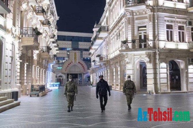 Xüsusi karantin rejimi iki həftə uzadıla bilər - RƏSMİ + VİDEO
