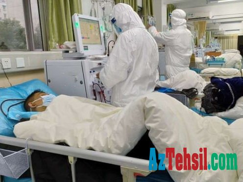 Azərbaycanda daha 572 nəfər koronavirusa yoluxdu, 8 nəfər öldü