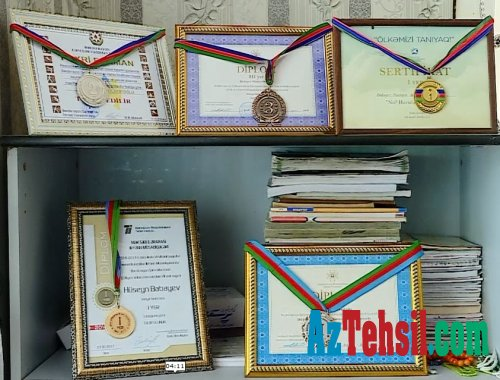 Qızıl medaldan Nobelə gedən yol - Respublikanın kimya birincisi danışır